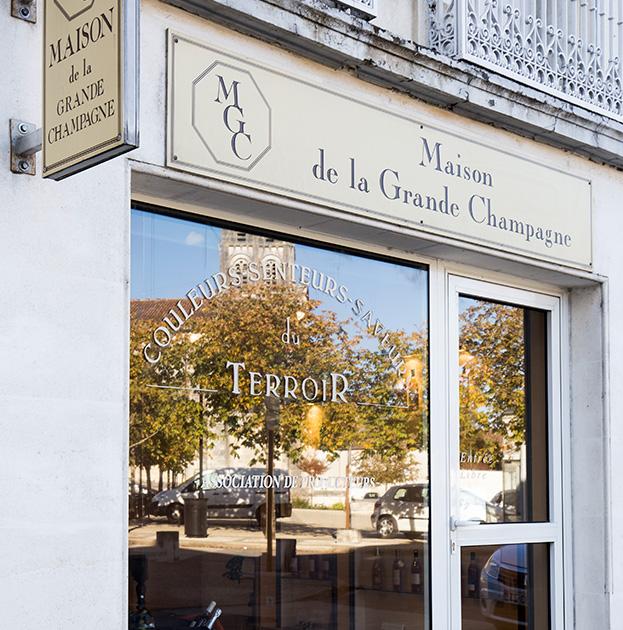Boutique Maison Grande Champagne